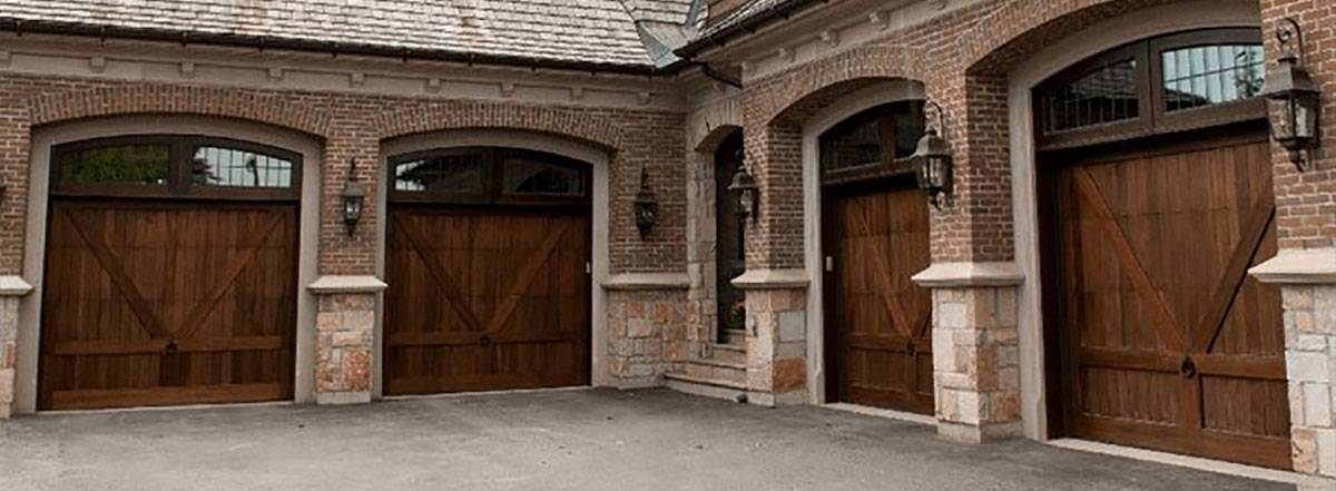 Wood doors for all budgets
